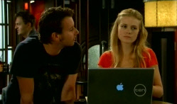 Lucas Fitzgerald, Elle Robinson in Neighbours Episode 5703