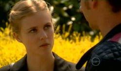 Elle Robinson, Lucas Fitzgerald in Neighbours Episode 5703