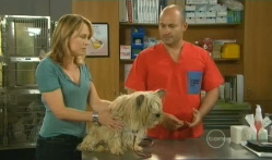 Miranda Parker, Audrey, Steve Parker in Neighbours Episode 5704