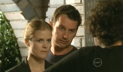 Elle Robinson, Lucas Fitzgerald, Harry Ramsay in Neighbours Episode 5704