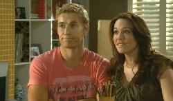 Dan Fitzgerald, Libby Kennedy in Neighbours Episode 5705