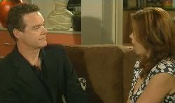 Paul Robinson, Rebecca Napier in Neighbours Episode 5706