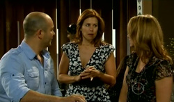 Steve Parker, Rebecca Napier, Miranda Parker in Neighbours Episode 5707