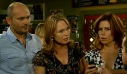 Steve Parker, Miranda Parker, Rebecca Napier in Neighbours Episode 5707