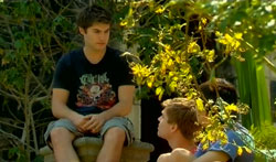 Declan Napier, Ringo Brown, Zeke Kinski in Neighbours Episode 5707