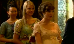 Sunny Lee, Donna Freedman, Bridget Parker in Neighbours Episode 5707