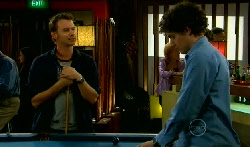Lucas Fitzgerald, Harry Ramsay in Neighbours Episode 5708