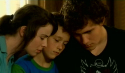 Kate Ramsay, Sophie Ramsay, Harry Ramsay in Neighbours Episode 5709
