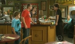 Callum Jones, Toadie Rebecchi, Kate Ramsay, Harry Ramsay in Neighbours Episode 5710