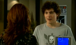 Rebecca Napier, Harry Ramsay in Neighbours Episode 5713