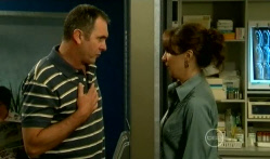 Karl Kennedy, Dr Veronica Olenski in Neighbours Episode 5713