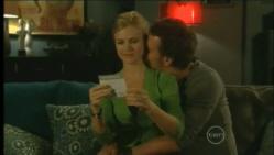 Elle Robinson, Lucas Fitzgerald in Neighbours Episode 5714