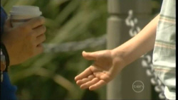 Steph Scully, Ben Kirk in Neighbours Episode 5714