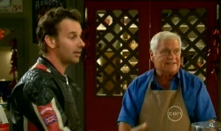 Lucas Fitzgerald, Lou Carpenter in Neighbours Episode 5719