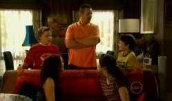 Callum Jones, Libby Kennedy, Toadie Rebecchi, Kate Ramsay, Ben Kirk in Neighbours Episode 5720