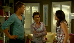 Dan Fitzgerald, Susan Kennedy, Libby Kennedy in Neighbours Episode 5720