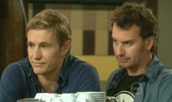 Dan Fitzgerald, Lucas Fitzgerald in Neighbours Episode 5722