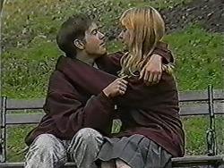 Todd Landers, Melissa Jarrett in Neighbours Episode 1051