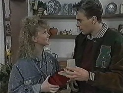 Sharon Davies, Nick Page in Neighbours Episode 1051
