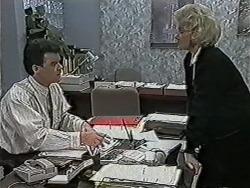 Paul Robinson, Helen Daniels in Neighbours Episode 1051
