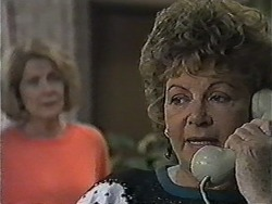 Madge Bishop, Gloria Lewis in Neighbours Episode 1051