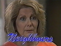 Madge Bishop in Neighbours Episode 1051