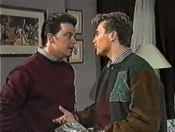 Matt Robinson, Nick Page in Neighbours Episode 1052