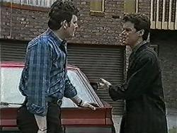 Des Clarke, Paul Robinson in Neighbours Episode 1053