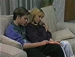 Todd Landers, Melissa Jarrett in Neighbours Episode 1053