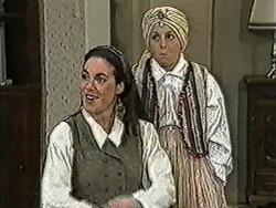 Kerry Bishop, Toby Mangel in Neighbours Episode 1054