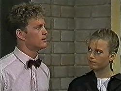 Henry Ramsay, Bronwyn Davies in Neighbours Episode 1054
