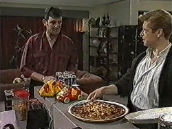 Des Clarke, Clive Gibbons in Neighbours Episode 1056