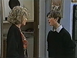 Beverly Marshall, Todd Landers in Neighbours Episode 1056