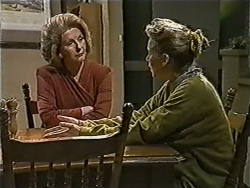 Madge Bishop, Bronwyn Davies in Neighbours Episode 1056