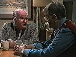 Gordon Davies, Harold Bishop in Neighbours Episode 1056