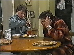 Toby Mangel, Joe Mangel in Neighbours Episode 1057