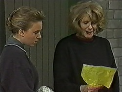 Bronwyn Davies, Madge Bishop in Neighbours Episode 1057