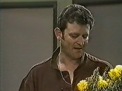 Des Clarke in Neighbours Episode 1057