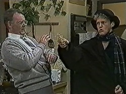 Harold Bishop, Henry Ramsay in Neighbours Episode 1058