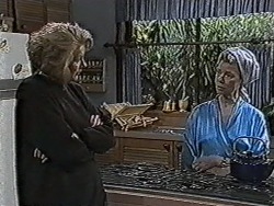 Madge Bishop, Helen Daniels in Neighbours Episode 1058