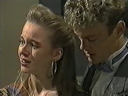 Bronwyn Davies, Henry Ramsay in Neighbours Episode 1058