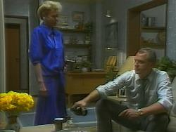 Helen Daniels, Jim Robinson in Neighbours Episode 1059