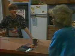 Todd Landers, Helen Daniels in Neighbours Episode 1059