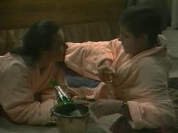 Kerry Bishop, Joe Mangel in Neighbours Episode 1059