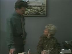 Paul Robinson, Helen Daniels in Neighbours Episode 1059