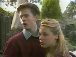 Todd Landers, Melissa Jarrett in Neighbours Episode 1059