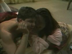 Joe Mangel, Kerry Bishop in Neighbours Episode 1059