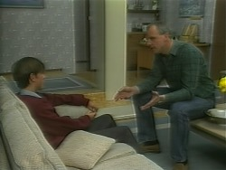 Todd Landers, Jim Robinson in Neighbours Episode 1059