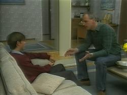 Todd Landers, Jim Robinson in Neighbours Episode 1059
