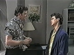 Des Clarke, Paul Robinson in Neighbours Episode 1061